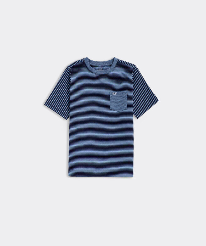 Boys' Super Soft Crewneck Short-Sleeve Tee