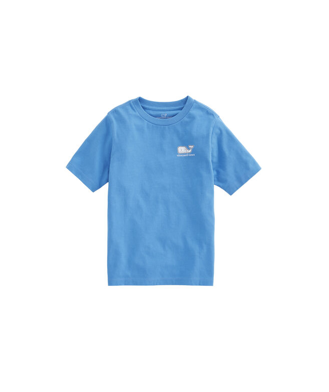 Boys Rink Whale T-Shirt