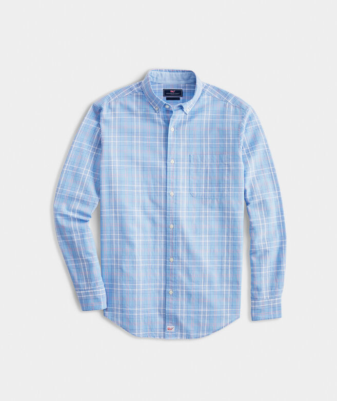 Classic Fit Grapefruit Murray Button-Down Shirt
