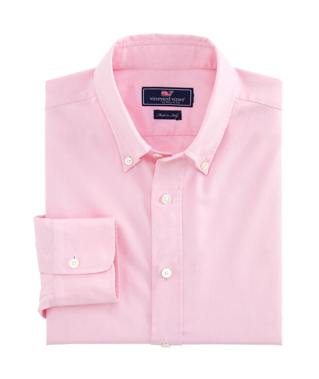 Stretch Oxford Greenwich Shirt