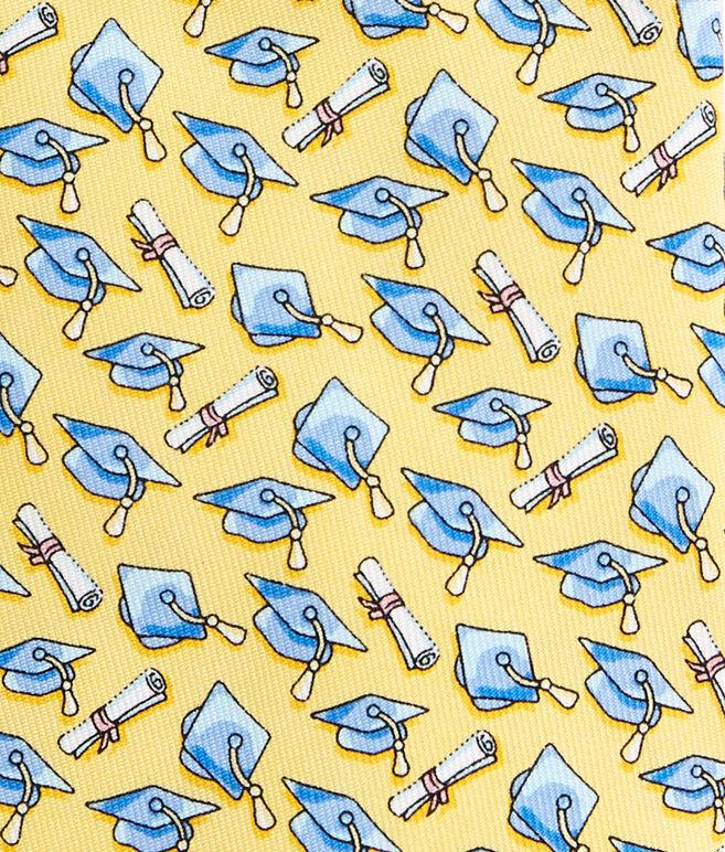 Graduation Cap & Diploma Tie