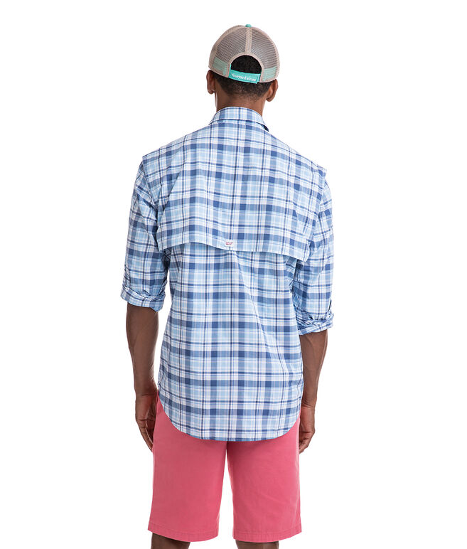 Placida Plaid Harbor Shirt