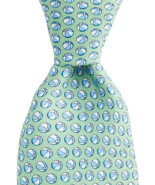Boys Beach Balls Tie