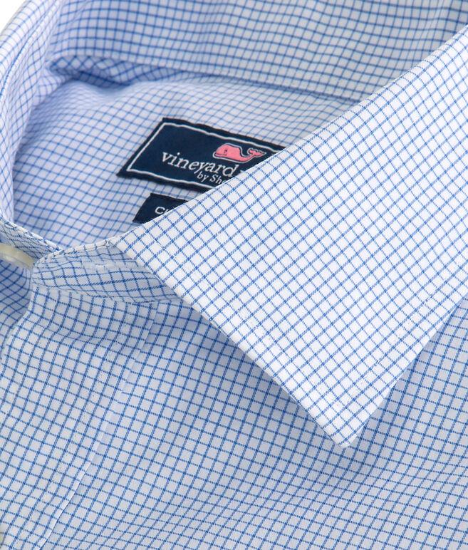 Tattersall Classic Fit Burgee Shirt