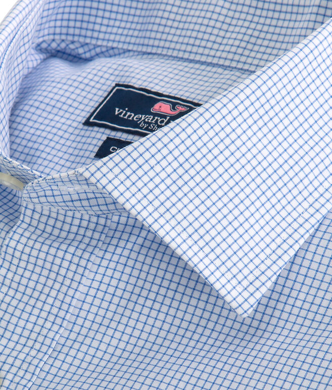 Tattersall Classic Fit Burgee Shirt
