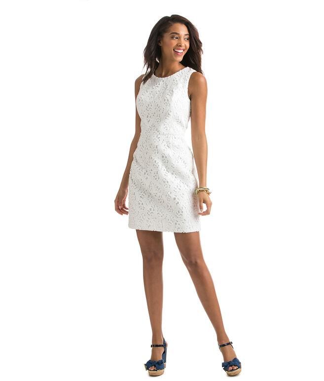 Horse Shoe Lace Dress