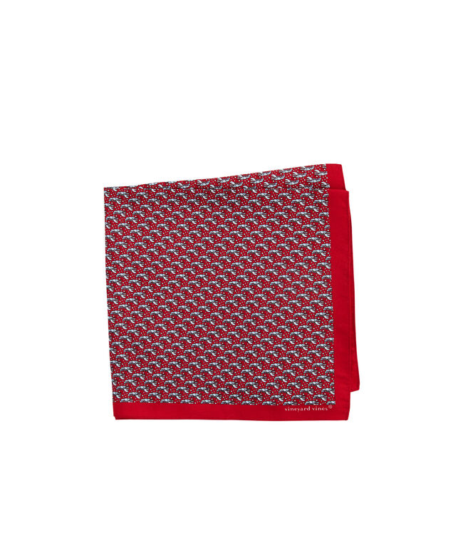 Lobster Pot Pocket Square