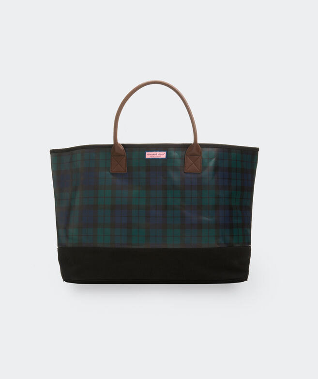 Blackwatch Oversized Tote Bag