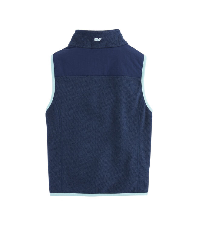 Girls Fleece Shep Vest