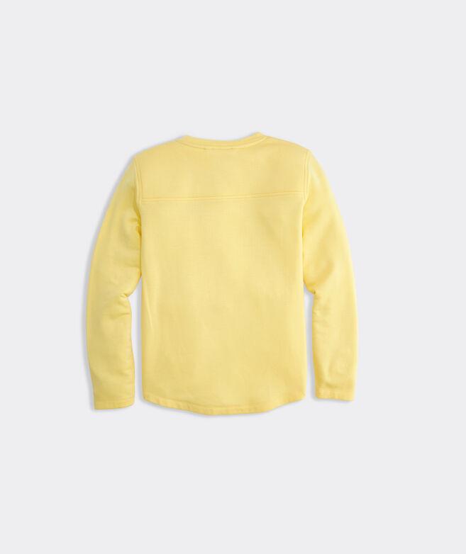 Girls Dreamcloth Crewneck Shep Shirt