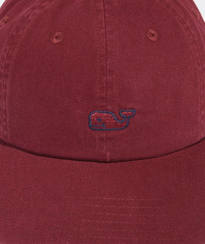 Tonal Classic Whale Logo Baseball Hat
