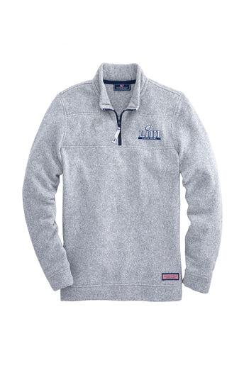 Super Bowl LIII Sweater Fleece Shep Shirt 80af86ec9
