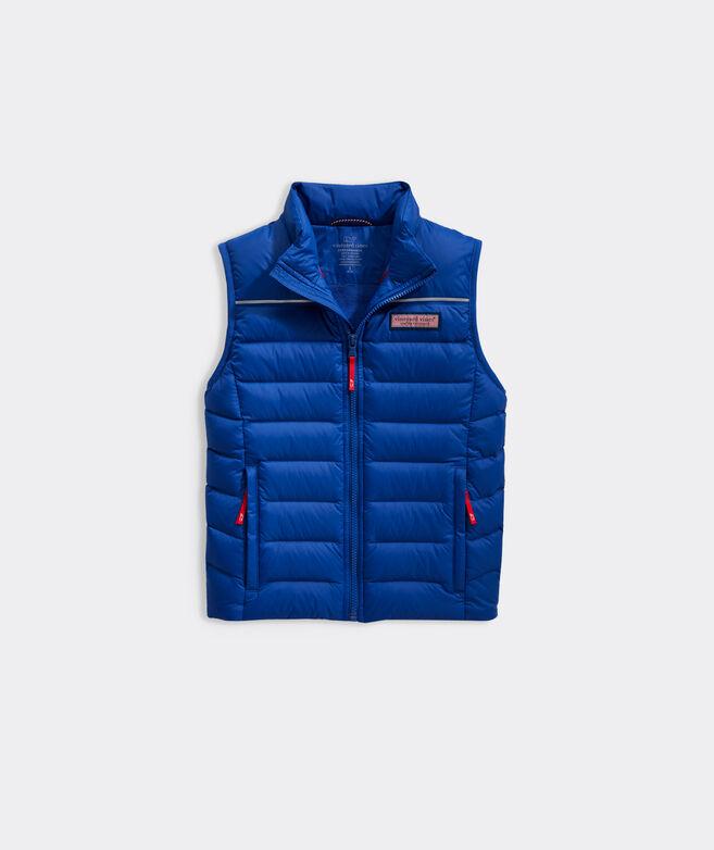 Boys Nor'easter Puffer Vest