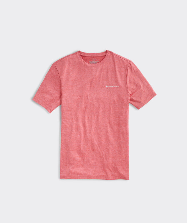 Spacedye Short-Sleeve Harbor Performance Tee