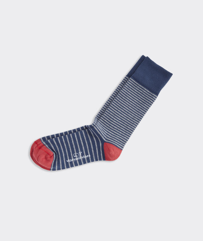 Thick & Thin Stripe Socks