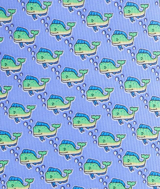 Mahi Whale Tie