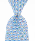 Boys Bunny & Egg Tie