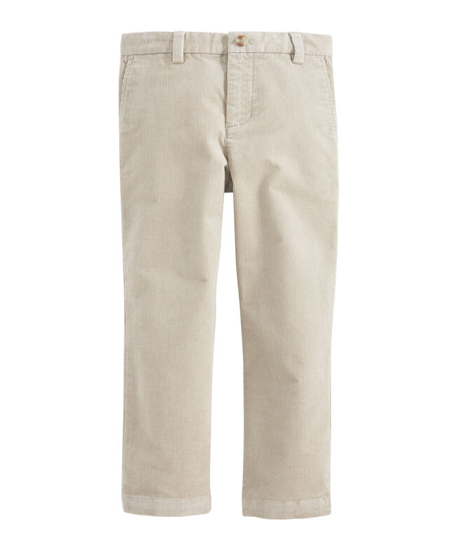 Boys Breaker Corduroy Pants