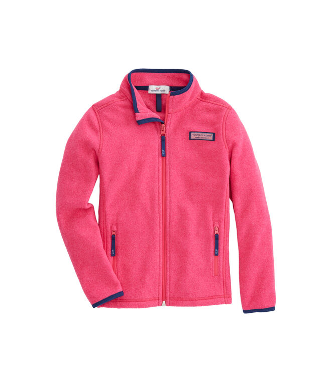 Girls Lightweight Fleece