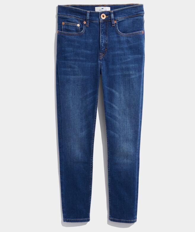 Straight Crop Jamie High-Rise Jeans