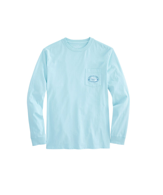 Long-Sleeve No Runway Pocket T-Shirt