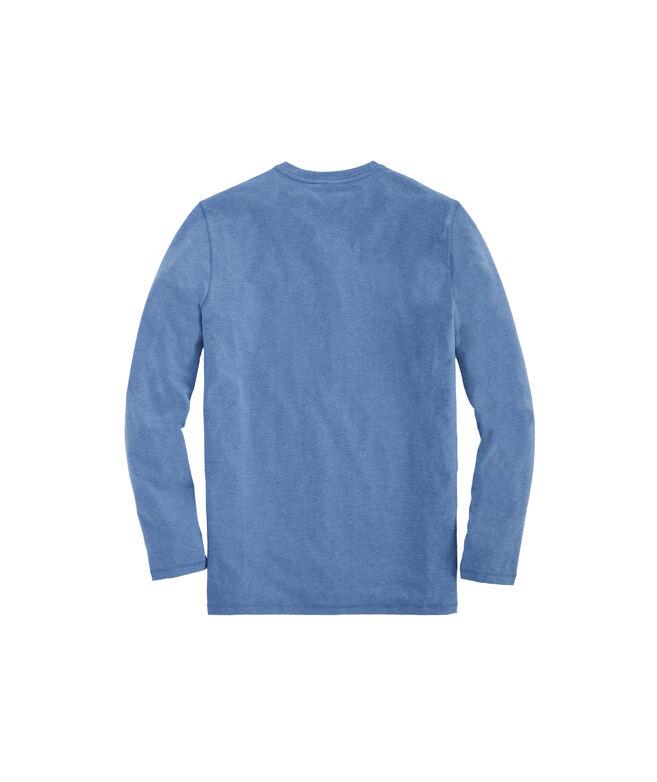End-On-End Edgartown Long-Sleeve Henley Shirt