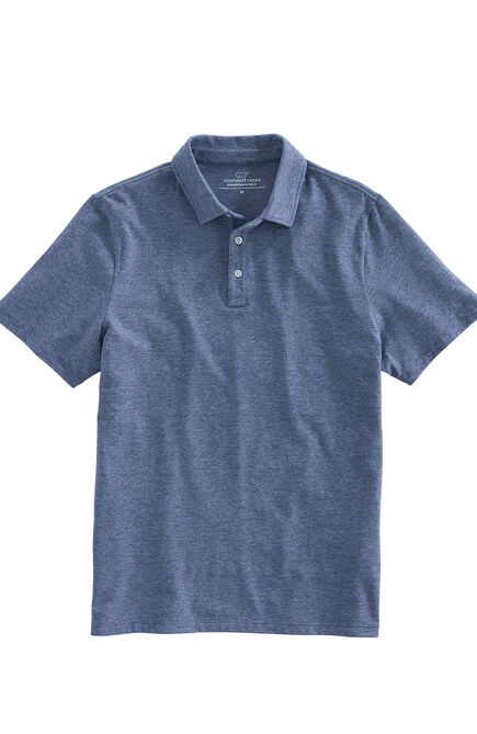 St. Louis Cardinals Mens Solid Edgartown Polo