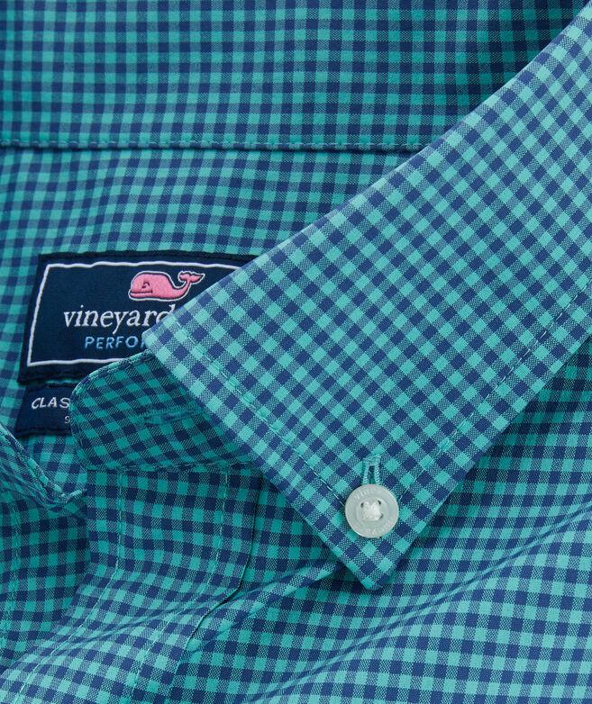 Classic Lisbon On-The-Go Performance Tucker Shirt