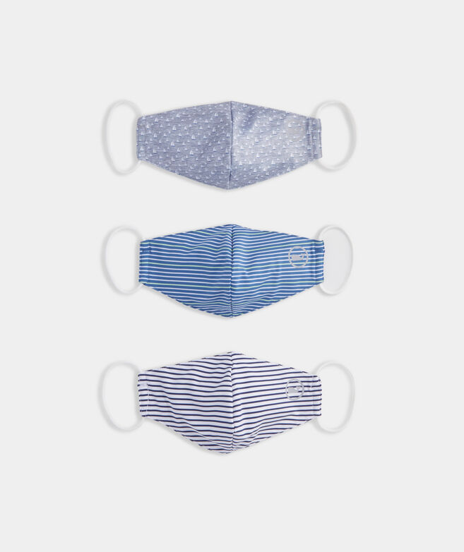 Performance Non-Medical Mask 3-Pack