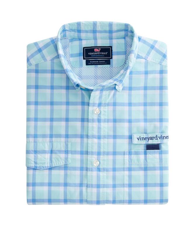 Barbuda Check Harbor Shirt