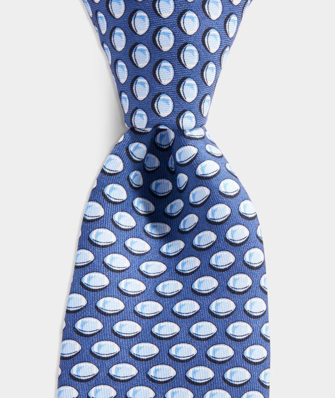 Boys' Football Printed Tie