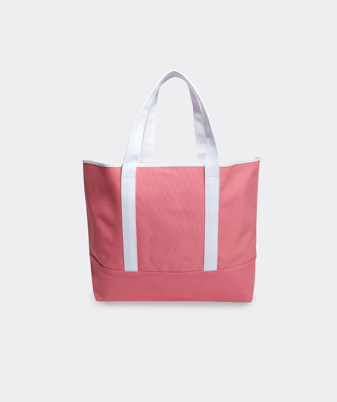 Island Scarf Print Large Classic Tote Bag
