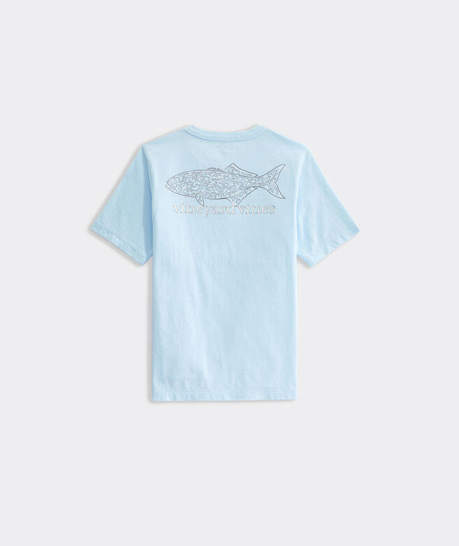 Boys' Alluring Bluefish Short-Sleeve Tee