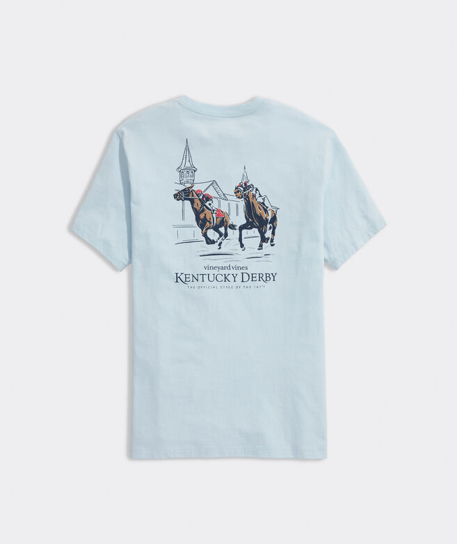 Kentucky Derby Final Stretch Short-Sleeve Tee