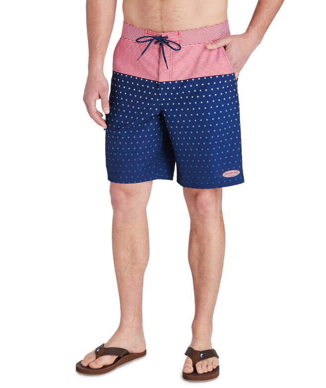 Stars & Stripes Board Shorts