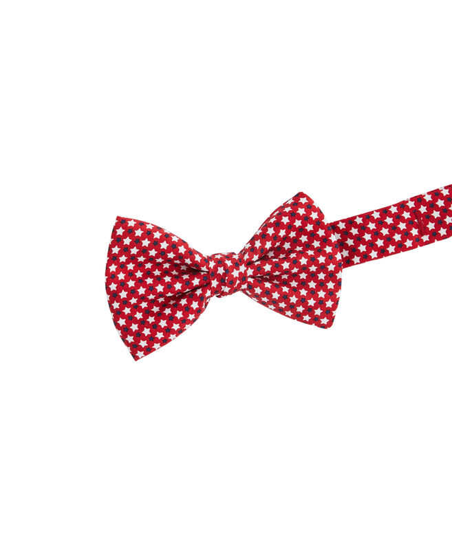 Boys Star Spangled Bow Tie