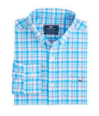 Pimnys Point Plaid Classic Performance Tucker Shirt