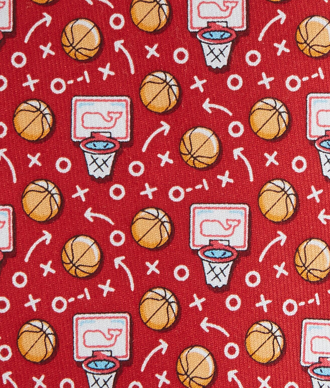 Boys Basketball Pick & Roll Tie