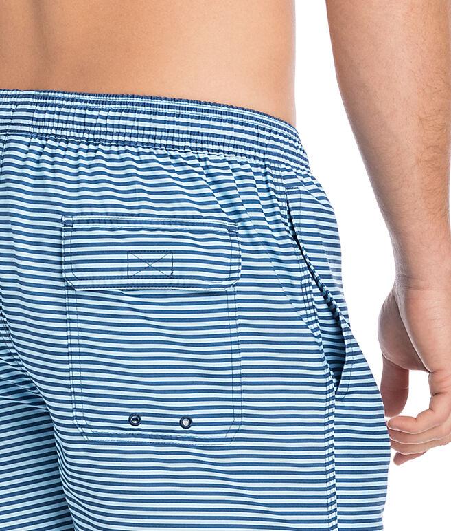Stiles Point Stripe Chappy Trunks