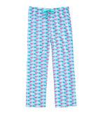 Girls Whale Dot Lounge Pants
