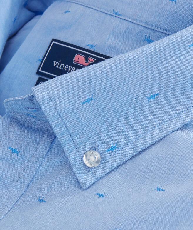aa638f97f8 Fish Jacquard Classic Murray Shirt