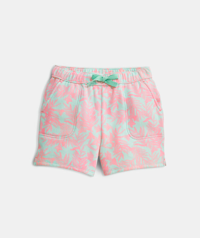 Girls' Bougainvillea Shorts
