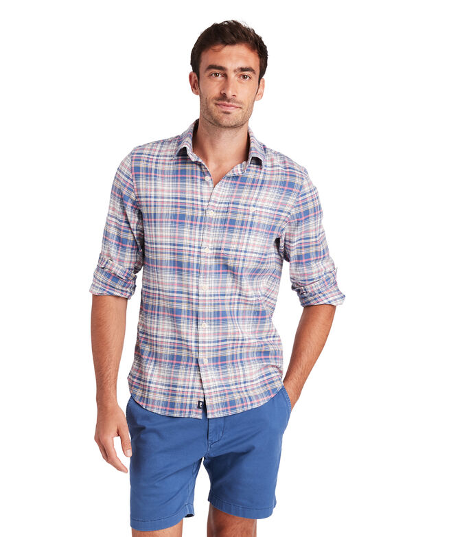 Harpers Slim Fit Longshore Shirt
