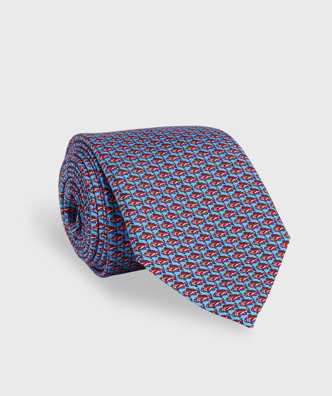 Snapper Printed Tie