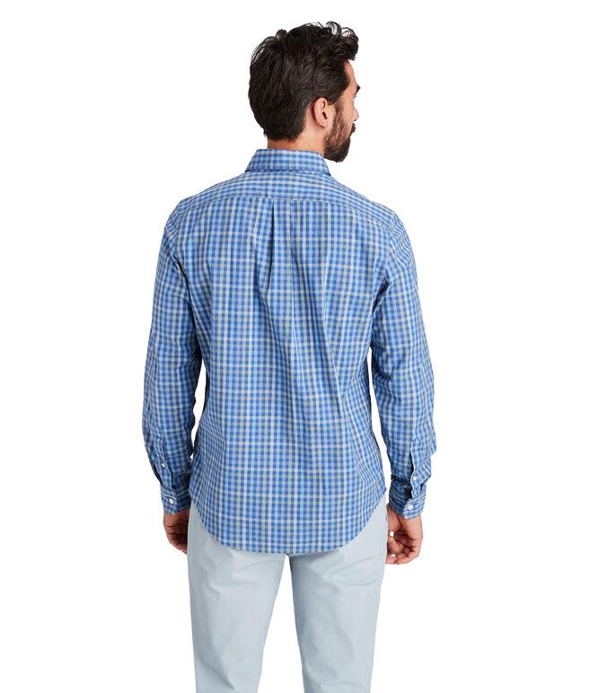 Hawksbill Tattersall Slim Murray Shirt