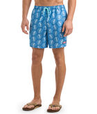 Seahorse Dot Chappy Trunks