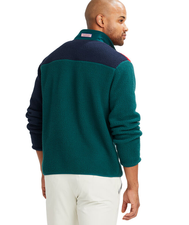 Party Stillwater Sherpa 1/2 Zip