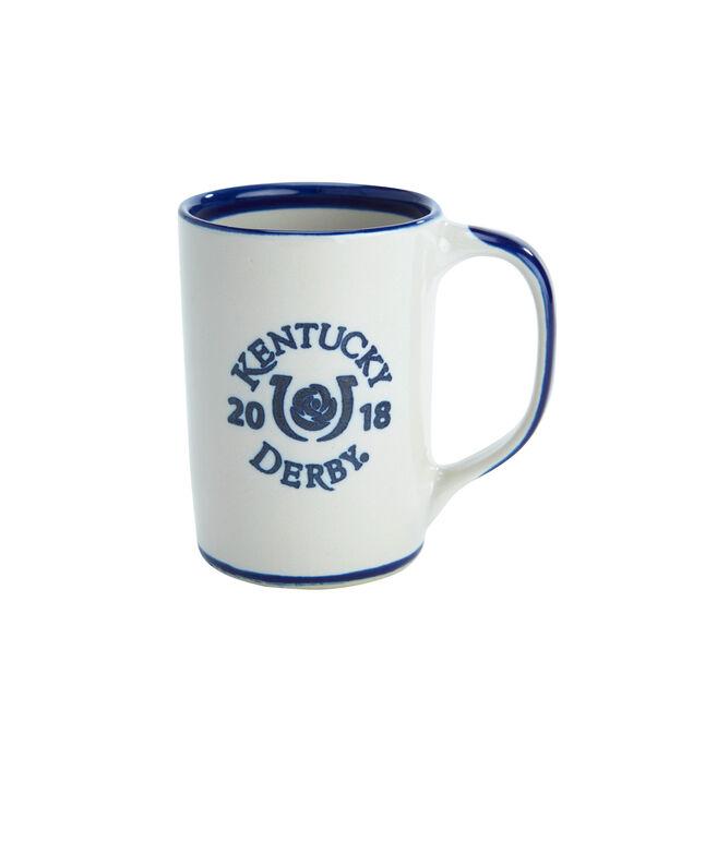Kentucky Derby Logo Stoneware Mug