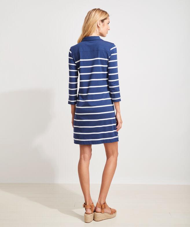 Easy Knit Margo Shirtdress