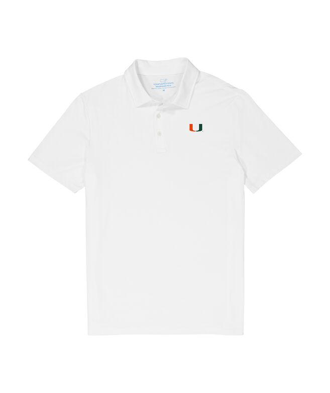 University of Miami Edgartown Polo